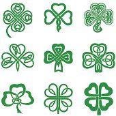Celtic nó trevos