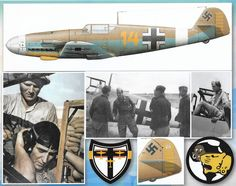 """Star of Africa"" Hans-Joachim Marseille  Marseille claimed all but seven of his ""official"" 158 victories against the British Commonwealth's Desert Air Force over North Africa, flying the Messerschmitt Bf 109 fighter for his entire combat career. No other pilot claimed as many Western Allied aircraft as Marseille."