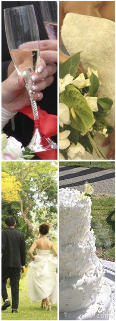 Boda en el Jardin - Si quieres ideas de decoraciones para hacer tu misma lee este articulo de nuestro blog: http://bodasnovias.com/decoraciones-originales-para-bodas/3170/ #weddings