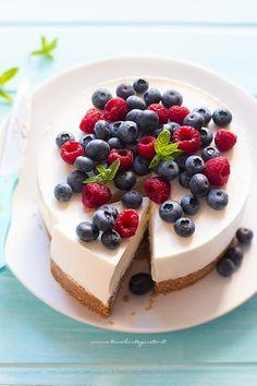 Cheesecake Torta, Easy Cheesecake Recipes, Pumpkin Cheesecake, Easy Cake Recipes, Sweet Recipes, Dessert Recipes, Just Desserts, Delicious Desserts, Yogurt Cake