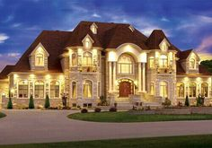 Like this house