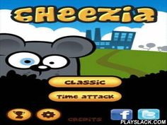 Cheezia  Android Game - playslack.com , Your work is to support the mice at the cheese plant, as only their plant produces such a pleasing cheese. Your work is to pack cheese in unique containers that are required by the consumer. Use the rodent to appoint a collection on the wheel. If you think that everything is accurate, then sound it to point it into a container; you will be shown if you did well or not. It is very enjoyable and mind-blowing. The game has superb graphics and spontaneous…