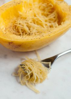 How to cook spaghetti squash in the microwave