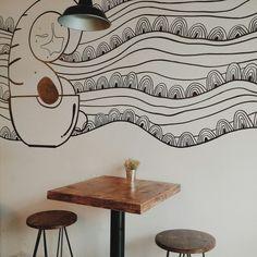 Aroi Dessert Cafe Dessert, Interior Design, Nest Design, Home Interior Design, Deserts, Interior Designing, Postres, Home Decor, Interiors