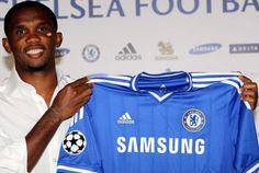 OFFICIAL: Samuel Eto'o seals Chelsea move