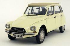 Citroen Dyane 6 Confort specificaties | Auto vergelijken - AutoWeek.nl