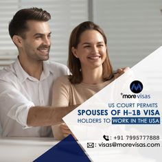 It was a huge relief, though a temporary one, to Indians residing in the United States, a court in the nation has, for now, rejected to strike down an Obama-era rule that permits H-1B visa holders' spouses to work in the USA.  #USImmigration #MigratetoUS #USVisa #H1BVisa #WorkinUSA #MoreVisas Work In Usa, Obama, United States, U.s. States