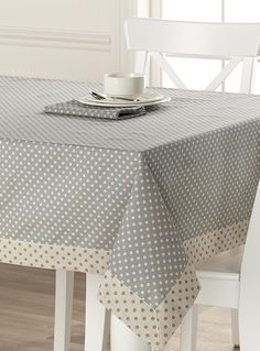 Cute tablecloth I could make