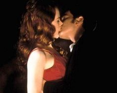 Nicole Kidman & Ewan McGregor en MOULIN ROUGE