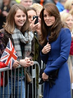 Duchess Kate: The Earl and Countess of Strathearn Visit Dundee