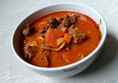Thai Red Curry, Cooking Recipes, Ethnic Recipes, Foods, Drinks, Food Food, Drinking, Food Items, Beverages