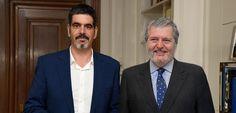 """El ministro de Educación, Cultura y Deporte traslada su apoyo """"sin paliativos"""" a la Capital Europea de la Cultura Donostia/San Sebastián 2016"""