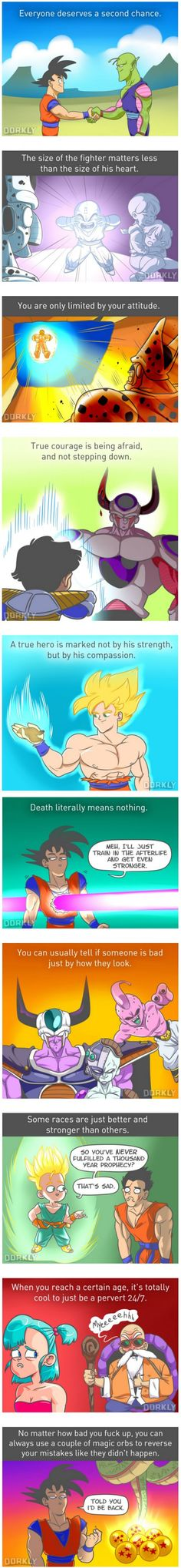 10 Things I Learned from Dragon Ball Z