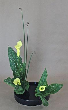 water ikebana