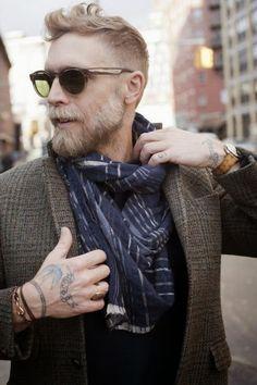 Gafas de sol redondas - Round sunglasses - Street style - Man style