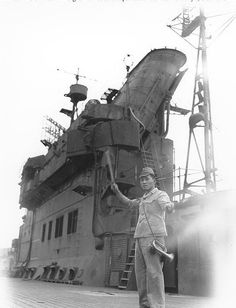 WWII Photo, Japanese Aircraft Carrier Junyo 1945 WW2  M