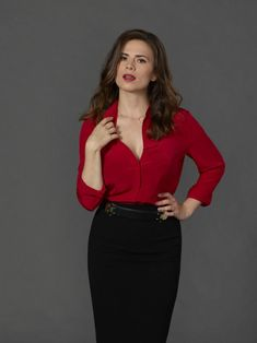 For beautiful female celebrities. Peggy Carter, Agent Carter, Hayley Attwell, Hayley Elizabeth Atwell, Cute Poses, Celebs, Celebrities, American Actress, Beauty Women