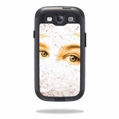 Skin Decal Wrap for OtterBox Commuter Samsung Galaxy S III S3 Case Look