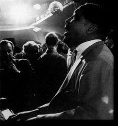 Bud Powell au Birdland en 1964