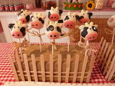 Farm, Barnyard Birthday Party Ideas | Photo 14 of 30 | Catch My Party