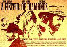 'A Fistful of Diamonds' World Premiere at Underground Cinema Film Festival September Cinema Film, Film Festival, Ireland, Diamonds, World, Movies, Movie Posters, Films, Film Poster
