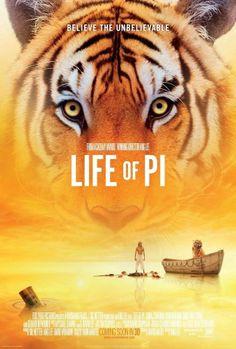 라이프 오브 파이 (2012, Life of Pi), ★★★, 2013.01.06