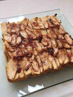 Tarte aux pommes weight watchers