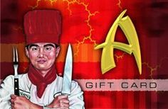 Arirang Hibachi Steakhouse  Sushi  Philly Gift Card 650 >>> Be sure to check out this awesome product.Note:It is affiliate link to Amazon.