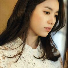 Han HyoJoo ♡ #한효주 #예쁜미소 #여신