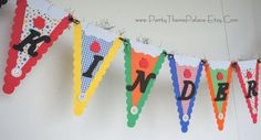 Welcome Back to School Kindergarten Teacher by PartyThemePalace, $25.00