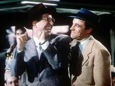Phil Silvers and Gene Kelly ❤️