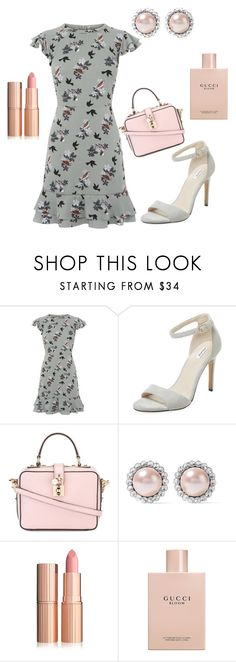 """"""""""" by olgakurganova ❤ liked on Polyvore featuring Oasis, Elorie, Dolce&Gabbana, Miu Miu and Gucci"""