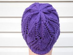 Here is the latest pattern.  Thank you Geri for naming this hat!  This pattern is posted in gratitude for all the prayers and thoughts that...