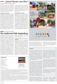 Zeitungssatz