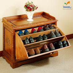If you love your shoes, you must also store them well.. Good looking and Decorative Shoe Rack !  (Image copyrights belong to their respective owners)