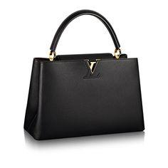Louis Vuitton Capucines GM Mon Cheri, Louis Vuitton Official Website, Boss  Lady, Authentic 8caff910e1f