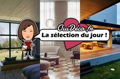 [Mlle. Lucie aime] Le best-of du jour   @Nordic_Design @Arch2O @Nordic_Design @Arch2O Design Studio, Deco, The Selection, Creations, Family Guy, Character, D Day, Deko, Dekoration