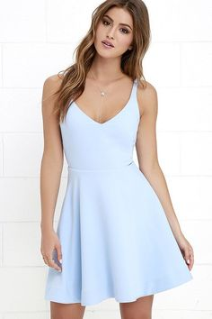 Is this summer dress perfection or what?! Love this! #partydresses
