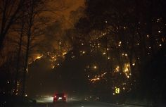 'People were basically running for their lives': At least 3 dead as fires engulf Tennessee towns