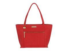Portobello 'Brie' Poppy Saffiano Leather Handbag #myluxury #bags #envy #style #fashion