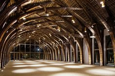 Gallery - Naman Retreat Conference Hall / Vo Trong Nghia Architects - 2