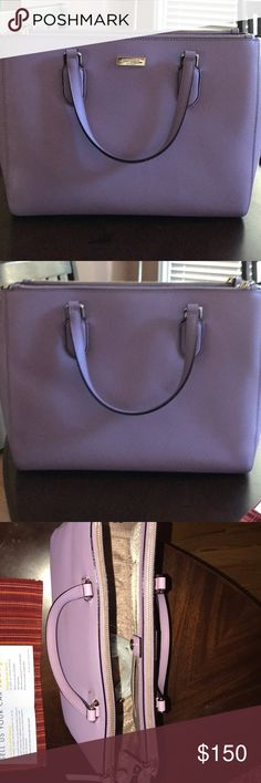 Kate Spade Purse Like new condition! Used twice kate spade Bags Totes