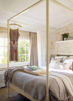 virlova decotips camas con dosel romnticas y