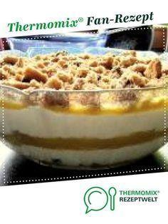 Giraffen-Creme von IsaBel40. Ein Thermomix ® Rezept aus der Kategorie Desserts auf www.rezeptwelt.de, der Thermomix ® Community.