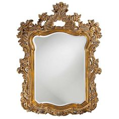 Howard Elliott Turner Antique Gold Mirror Wall Decal 2147 - The Home Depot Wall Mirrors Entryway, Small Wall Mirrors, Rustic Wall Mirrors, Round Wall Mirror, Mirror Mirror, Mirror Collage, Mirror Bedroom, Mirror Ideas, Bedroom Wall