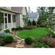 Products: Fertilizers, Sod, Mulch, Flower Beds