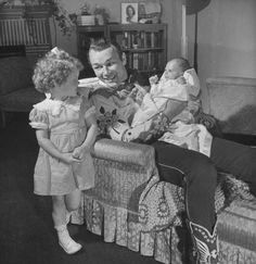 Cheryl, Roy,  and his new daughter Linda