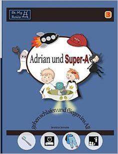 Diese niedlichen Lektionen basieren auf der Technik der sozialen Geschichte und werden durch Piktogramme unterstützt. Adrian und Super-A ist eine interaktive Buchreihe, die auf Kinder mit Autismus und ADHS zugeschnitten ist, aber auch für jedes andere wissbegierige Kind geeignet ist. Die alltäglichen Abenteuer können an das Alter und die Fähigkeiten der Kinder angepasst werden.