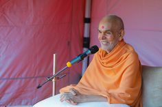 Swamishri blesses the sadhus Folded Hands, 30 September, 30th, Two By Two, Blessed, In This Moment, God, Dios, Allah