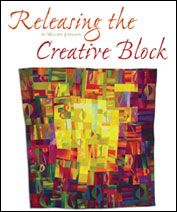 """Free Quilting Designs, Technique #3  """"Releasing the Creative Block"""" by Melody Johnson    Sometimes even the most creative minds can hit an artistic drought. Going back to basics is often the best place to start, whether that be reviewing your old ideas or visiting essential techniques. Follow Melody Johnson's unique approach to releasing your creative block by doodling with variations and repetition. These explorations will lead you to unique shapes with odd angles, to transform your quilt…"""